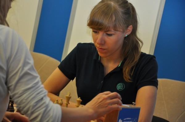 Olga Girya, Campionessa del Mondo con la Russia nel 2017