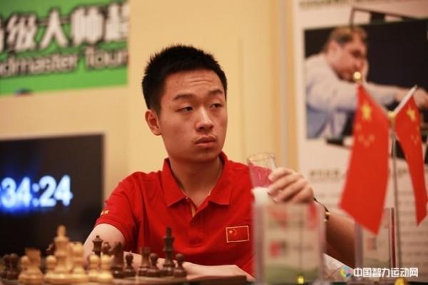 Wey Yi vince in casa il suo primo Super Torneo. Danzhou, Luglio 2017