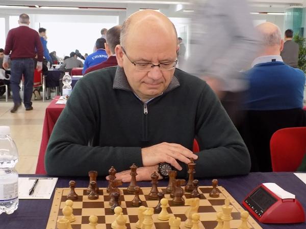 Stefano Bellincampi. Foto Lattanzio
