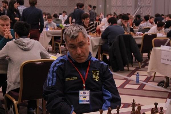Ivanchuk torna a difendere la prima scacchiera dell'Ucraina