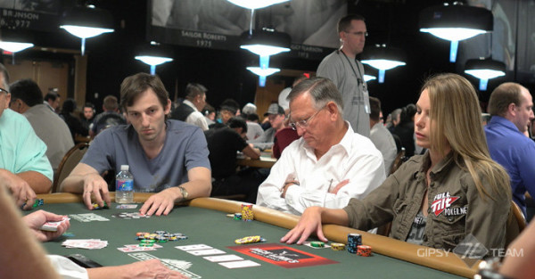 Grischuk nel Main Event delle World Series Of Poker 2010