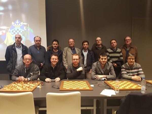 Stella nella formazione del Colon Sabadell Chessy Campione di catalogna