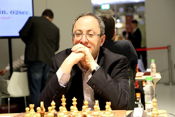 Borius Gelfand, l'unico 50enne al mondo over 2700