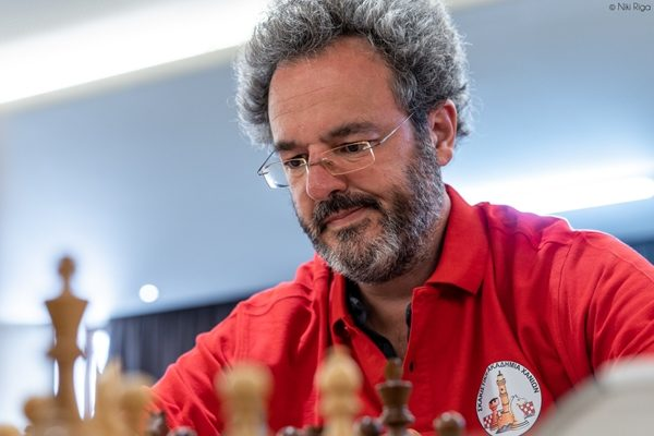 Alberto David nel Campionato 2018
