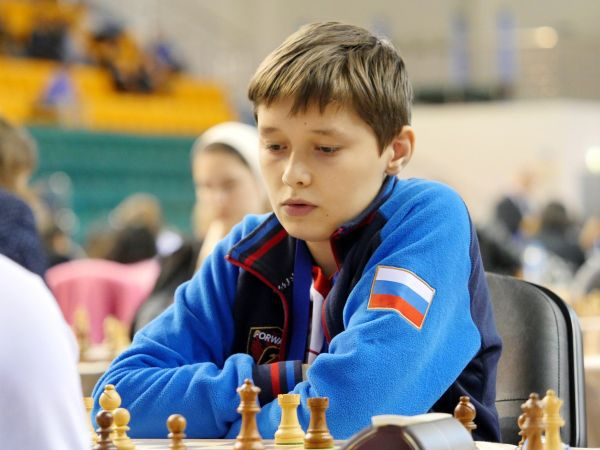 Esipenko Andrey
