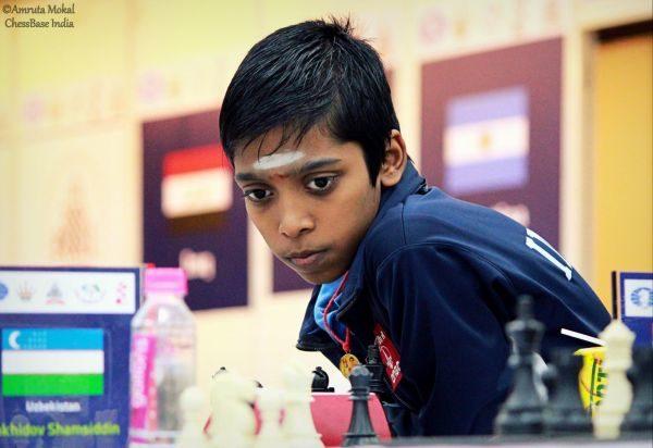 Occhi su Praggnanandhaa, anche se parte da ultimo del tabellone del torneo secondario