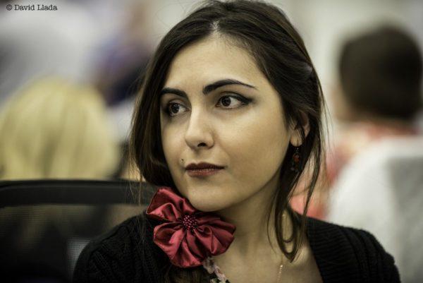 Ana Matnadze, Foto David Llada