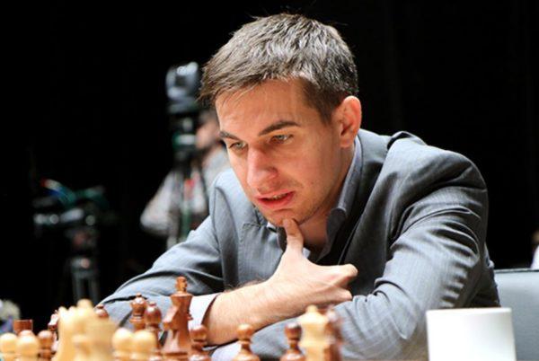 Andreikin, Numero uno del tabellone di partenza