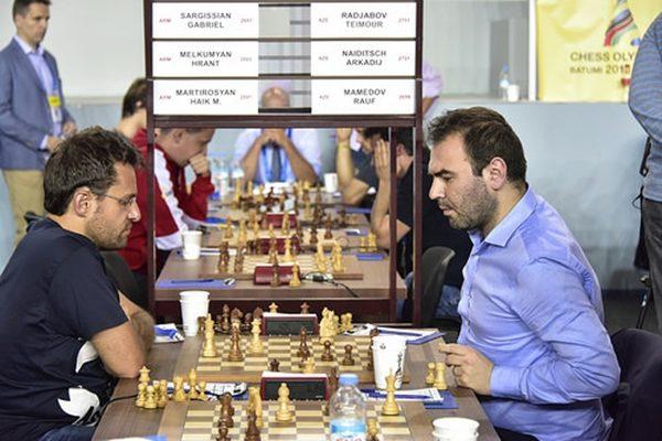 Aronian-Mamedyarov