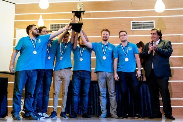I sopreprendeti russi del Molodezhka strappano il bronzo a Padova per una manciata di punti di spareggio tecnico
