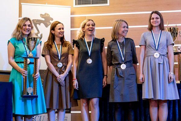 """Ennesima """"Coppa Campioni"""" Femminile per il Cercle d'Echecs de Monte-Carlo"""