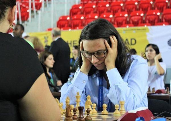 Marina Brunello: performance di 2504 e Oro in quarta scacchiera!