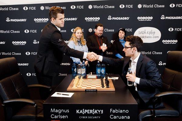 La preparazione di Caruana funziona anche contro l'Inglese