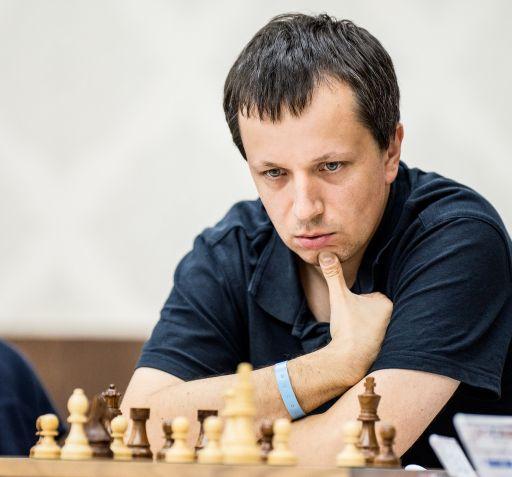 Radoslaw Wojtaszek by David Llada