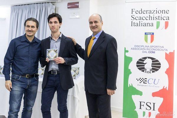 Valerio Carnicelli Campione Italiano Under 18