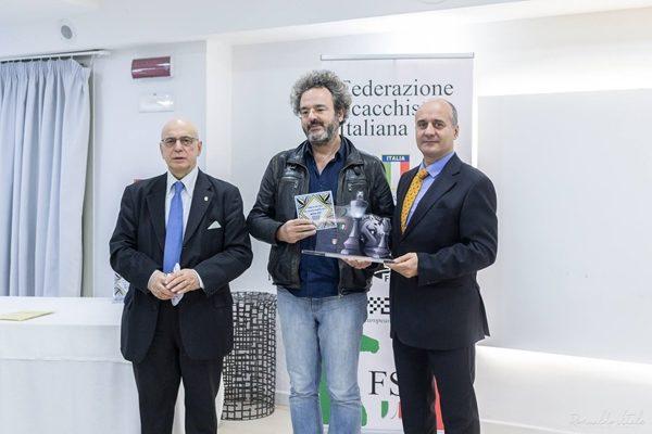 Alberto David Vice Campione Italiano 2018