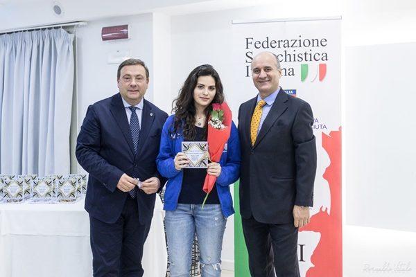 Desirèe Di Benedetto Campionessa Italiana Under 20