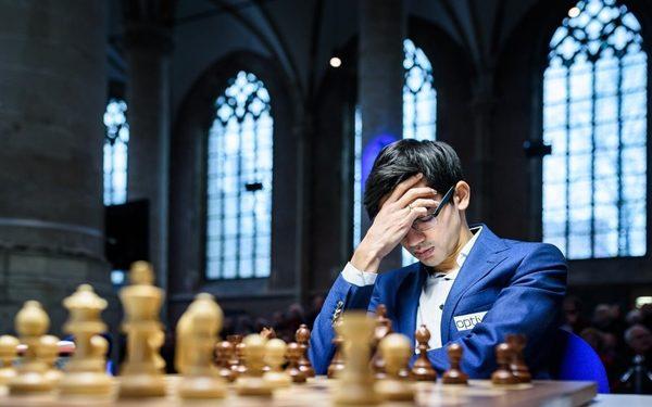 Grazie al 2° posto nel Tata Anish Giri è di nuovo vicino ai 2800 punti Elo, quota superata solo nel Live Rating ma mai in una lista FIDE