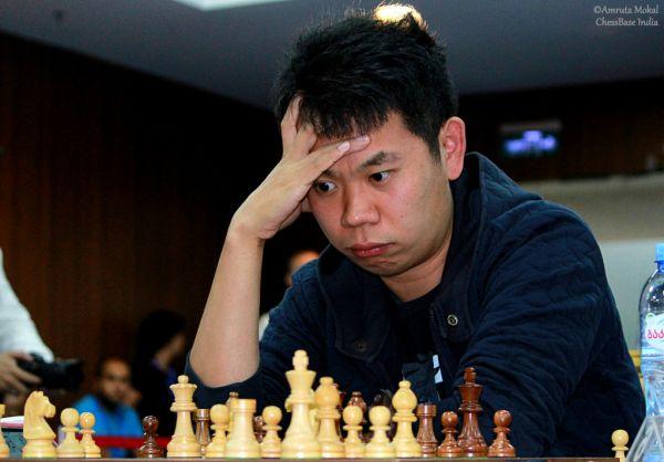 wang Hao world chess cup 2017