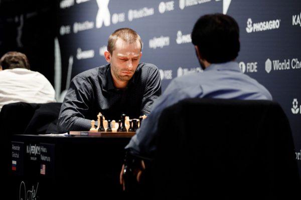 Grischuk elimina Nakamura prima degli spareggi
