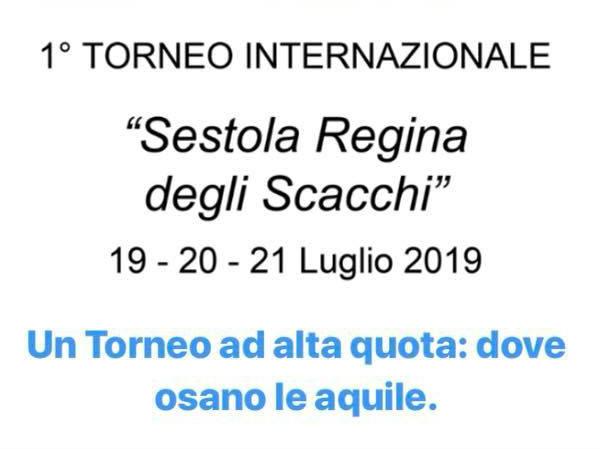 Calendario Tornei Scacchi.Sestola 2019 Scacchierando It