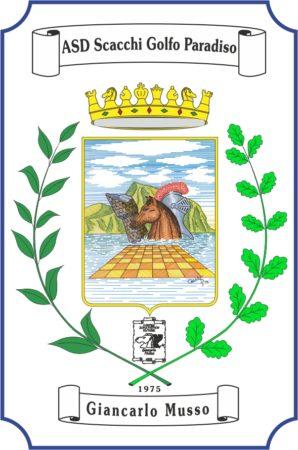 Logo ASD Scacchi Golfo Paradiso