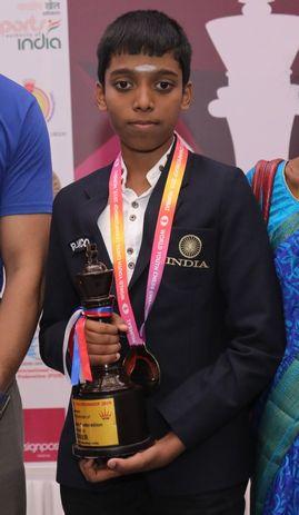 praggnanandhaa world youth 2019