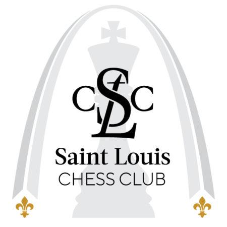 saint louis chess club logo