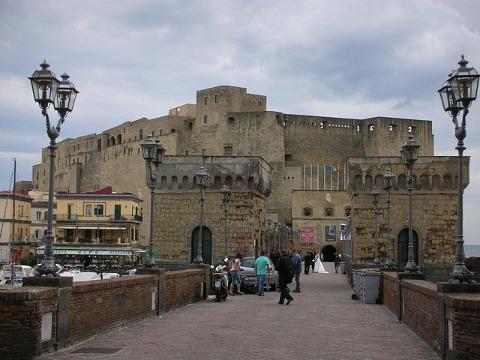 Crociera2010_Napoli_Castellodellovo