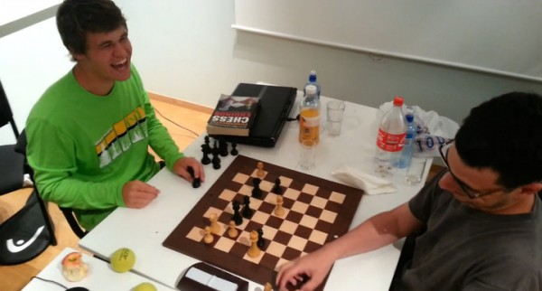 Carlsen_Fressinet_allenamento_estate_2013