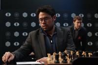 Nakamura, in testa alla classifica dle Gran Chess Tour con il connazionale Wesley So