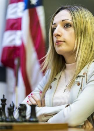 Nazi Paikidze vince il Campionato Femminile USA 2016
