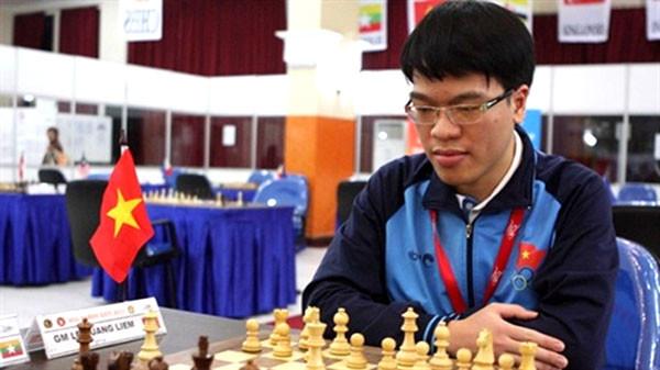 Le Quang Liem, reduce dalla chiara vittoria nel HDBank Cup Open Masters 2017