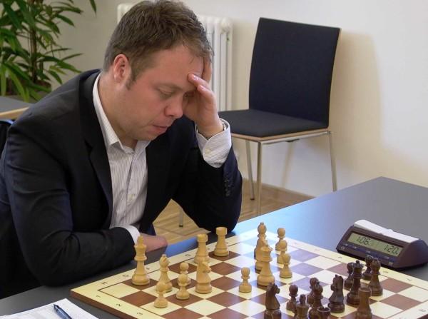 Rainer Buhmann, numero uno del tabellone di partenza