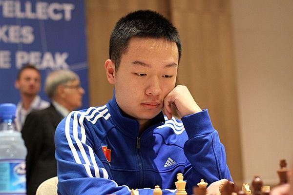 Wei Yi 2015