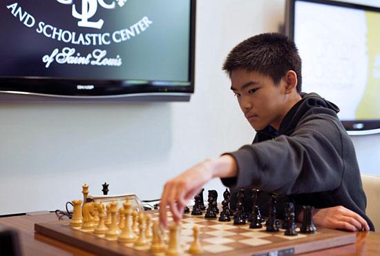 Il sedicenne, e Campione del Mondo Under 20, Jeffrey Xiong