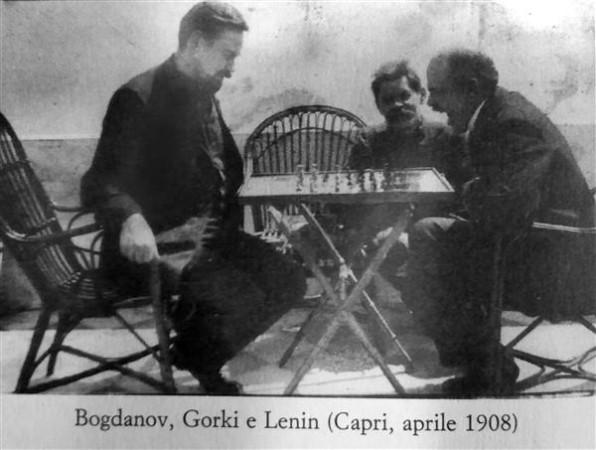 foto Lenin Capri