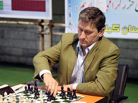 Korneev, numero uno del Tabellone di partenza