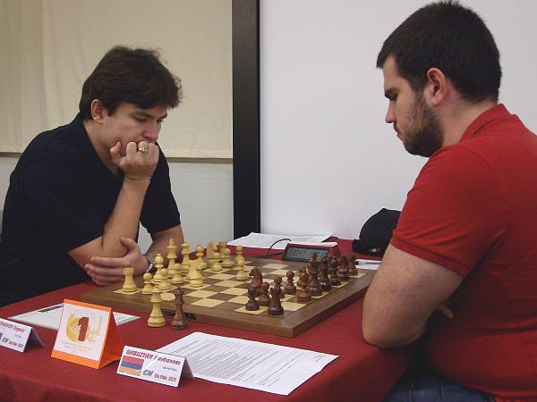 Romano batte Gabuzyan e lo scavalca in vetta alla classifica