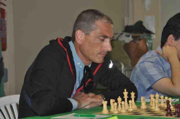 Alessio De Santis, plurivincitore della manifestazione
