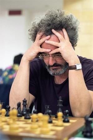 il Campione Italiano in carica Alberto David