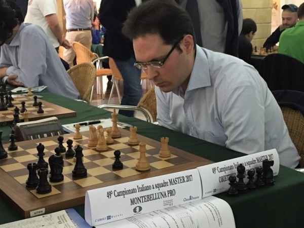 il Super GM Peter Leko