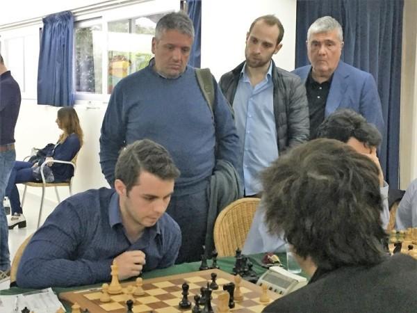 il Numero Uno italiano Daniele Vocaturo