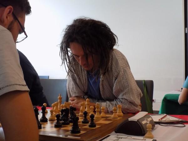Daniele Genocchio, Semifinale CIA