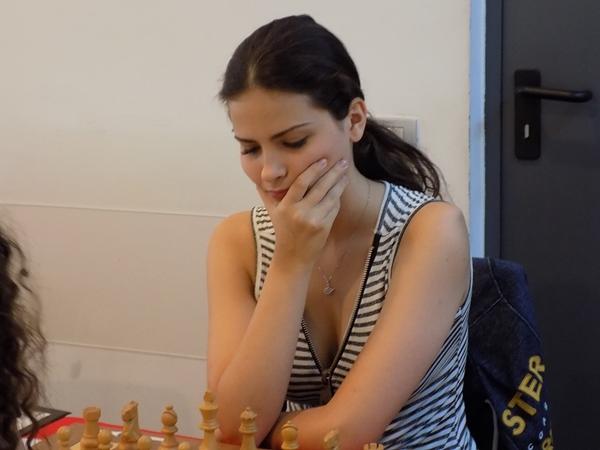 Desiree Di Benedetto, Semifinale Campionato Italiano Femminile