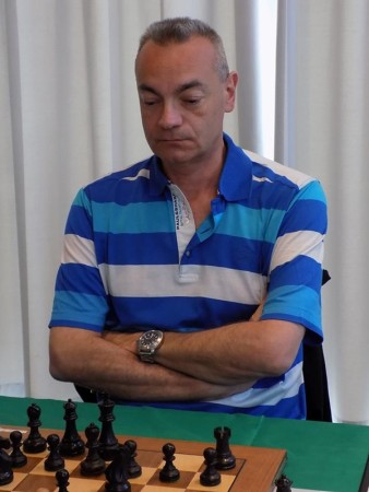Fabrizio Bellia, Semifinale CIA