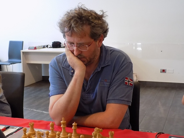 Giulio Borgo, Semifinale CIA