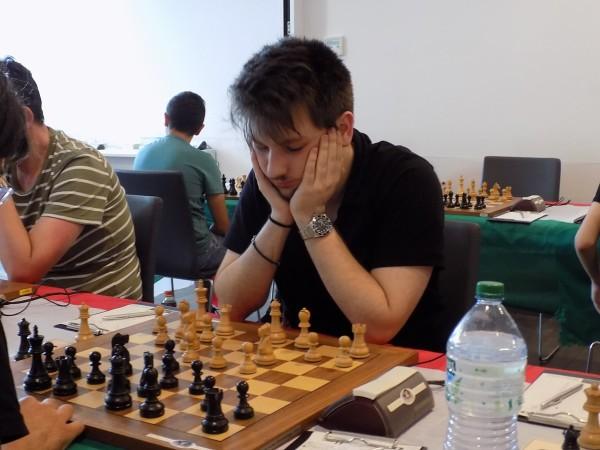 Lorenzo Pescatore, Semifinale CIA