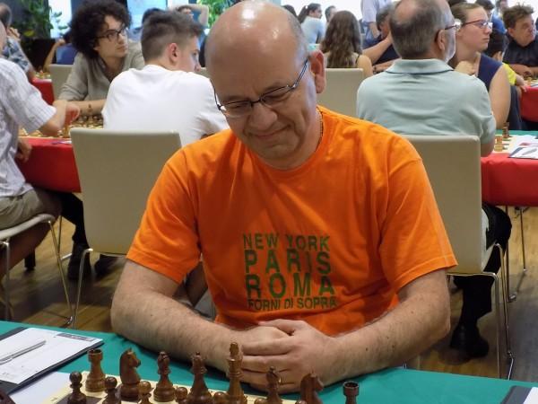 Stefano Bellincampi, Semifinale CIA