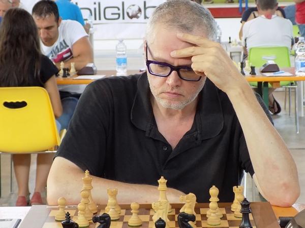 Fabio Bruno, recentemente vincitore del Torneo di Porto San Giorgio